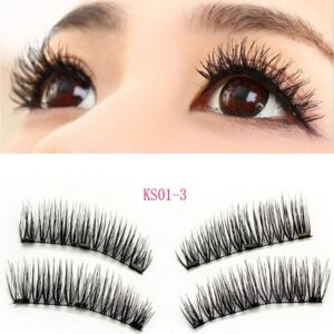 Magnetic Eye Lashes Makeup Wear