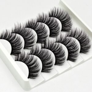 5 Eyelash HandMade Eyelashes Makeup