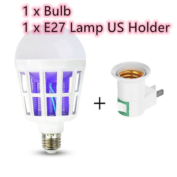 Electric USB Mosquito Killer Lamp Bug Zapper Muggen Insect Killer Anti Mosquito Trap Fly UV Repellent Lamp Outdoor Dropshipping